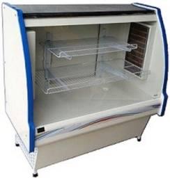Título do anúncio: Balcão vitrine refrigerada confeitaria 1,2m