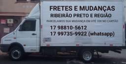 FRETES E MUDANÇAS