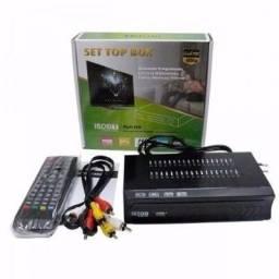 Conversor Digital De TV Com Gravador