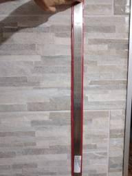Escala de Aço Inox Graduada 600×28