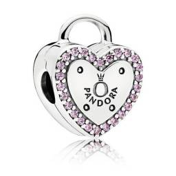 Charm Clipe Pandora Promessas de Amor