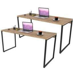 Mesas Home Office Estilo Industrial