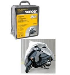 Capa Impermeável Proteção Para Moto, Vonder, Novo F. 98876.3162 Helena
