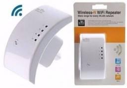 Repetidor Expansor de Sinal Wifi Wireless * Melhora o sinal do Wifi (Atacado e Varejo
