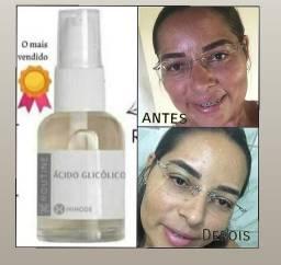Vendo ácido Glicólico, sua pele sem manchas benefícios na descrição leia