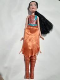 Boneca Pocahontas