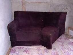 Sofa canto 5 lugares