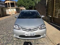 Toyota Etios Etios sedã - 2015
