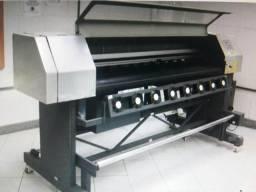 Impressora plotter DGI VTII 62p