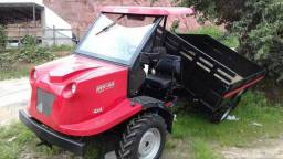 Trator Transportador Agricola 4x4 Bravo 1600 44 cavalos motor