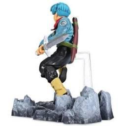 Action Figure Trunks do Futuro com espada