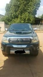 Toyota hillux 3.0 srv cabine dupla 4x4 aut - 2006