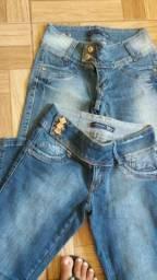 Vendo 2 calças jeans da marca vizzy 6f3e0817031