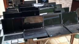 Notebooks de e varias marcas revisados com garantia a partir de