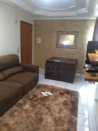 Apartamento com 2 dormitórios à venda, 49 m² por r$ 165.000 - parque bandeirantes i (nova