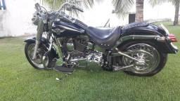 Harley Davidson Fat Boy - 2011