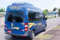 Vendo Van Sprinter 415 ano 2013 Teto Alto - 2013