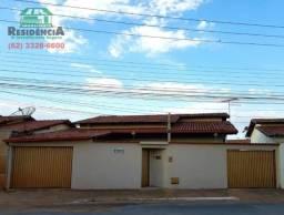 Casa com 3 dormitórios para alugar, 148 m² por R$ 1.100/mês - Olhos D   Água - Anápolis/GO