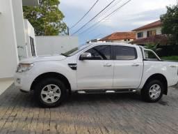 Ranger Branca XLT Diesel - 2016
