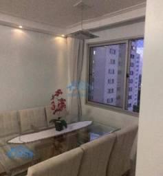 Apartamento com 2 dormitórios à venda, 56 m² por R$ 220.000 - Bandeiras - Osasco/SP
