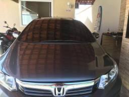 Honda Civic automático exs - 2013