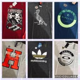 Camisetas Diversas Marca