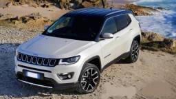 JEEP COMPASS 2.0 16V FLEX LIMITED AUTOMÁTICO - 2020