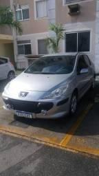 Peugeot 307 GNV R$ 16500 à vista Aceito ofertas - 2009