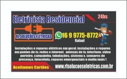 Eletricista Residencial 24hs
