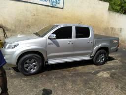 Hilux SRV Top de linha! - 2012