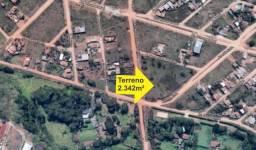 Área à venda, 2342 m² por R$ 399.500,00 - Jardim Buriti Sereno - Aparecida de Goiânia/GO