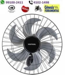 Ventilador para parede turbo potente Bivolt 6 pás ventisol- entrega á domicilio gratis