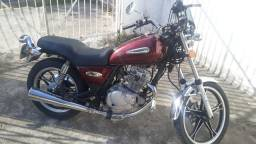 Suzuki Intruder 125 - 2009