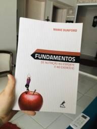 Livro nutrição - esporte e exercício