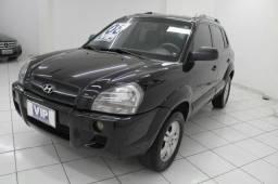 Hyundai - Tucson 2.0 mpfi GL 16v - Parcelas de R$ 639,00 - 2008