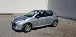 Peugeot 207 automático - 2009
