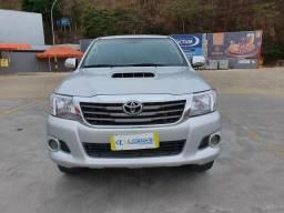Hilux srv 4x4 diesel 2012/2013 - 2013