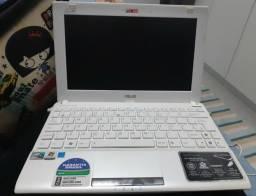 Netbook Asus 2gb tela de 10