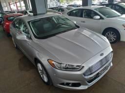 Ford Fusion 2.0 16V GTDi Titanium - 2013