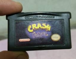 CRASH BANDICOOT FUSION - Game Boy ADVANCE