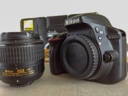 Nikon d3300 24.2MP