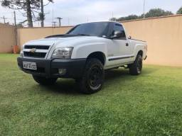 S10 colina cabine simples 4x4 - 2011
