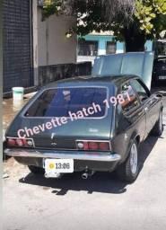 Vendo ou troco Chevette Hatch