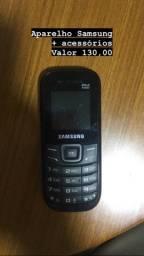 Aparelho celular Samsung GTE-1200