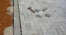 Colocação De Pedras PAVS