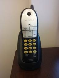 Telefone sem fio Motorola para descarte