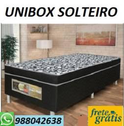 Promoção Imperdivel de Cama Box Solteiro Nova Com Frete Gratis!!