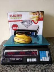 Balança eletrônica digital.pesa até 40 kg. por gentileza chama whatsapp *