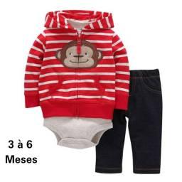 Conjuntos Moda Bebê/Infantil (Ariquemes)