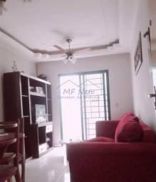 Apartamento à venda com 2 dormitórios em Vila paulista, Pirassununga cod:10131679